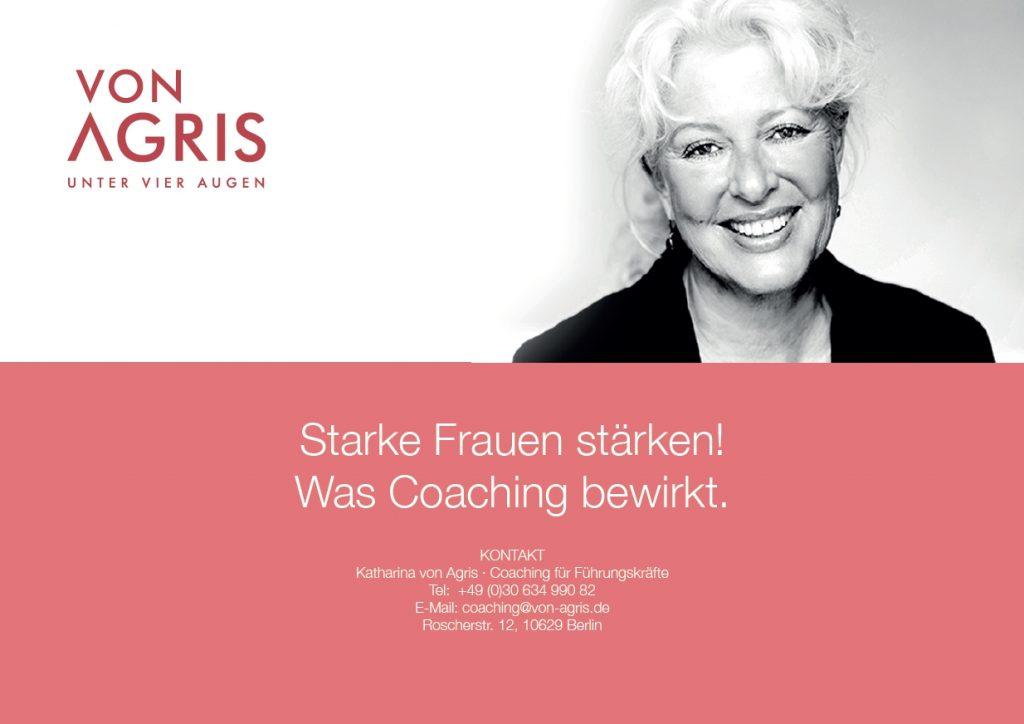 Starke Frauen stärken! Titelblatt
