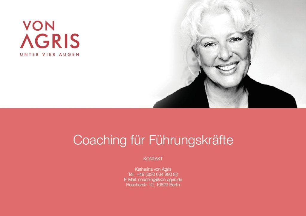 Coaching für Führungskräfte Titelbild